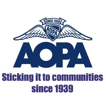 AOPA financed deceptive ballot initiative petition filed shortly after City Council defeat!